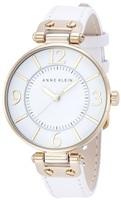Anne Klein 109168WTWT 女款金色腕表