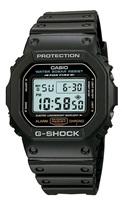 卡西欧(CASIO) 数字显示多功能运动石英男表 G-SHOCK DW-5600E-1V