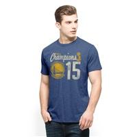 金州勇士 2015 NBA 总决赛冠军T恤 男款