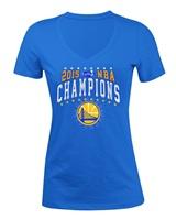 金州勇士 2015 NBA 总决赛冠军纪念T恤 女款