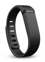 Fitbit Flex 智能手环(黑色)无线运动睡眠蓝牙腕带