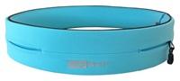 FlipBelt(水蓝色)世界上最好的跑步腰带&健康运动腰带