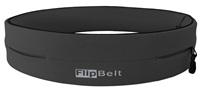 FlipBelt(深灰色)世界上最好的跑步腰带&健康运动腰带
