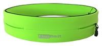 FlipBelt(荧光绿)世界上最好的跑步腰带&健康运动腰带