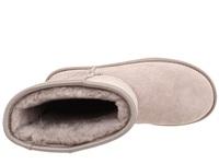 美国代购 UGG Classic Short Crystal Bow皮毛一体雪地靴