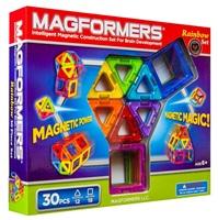 Magformers 磁力彩虹片 30片装
