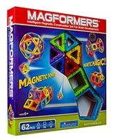 Magformers 磁力彩虹片 62片装