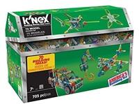K'nex 拼接玩具(70+模型) 705块单元块