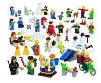 LEGO Education 乐高教育系列 社区套装(256块)