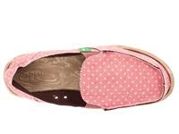美国代购14新款正品SANUK女款懒人鞋/休闲透气平底帆布鞋Dotty/3