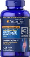 Puritan's Pride Double Strength Joint Soother Glucosamine C