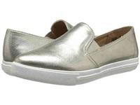 美国专柜STEVEMADDEN vicktori dusty gold 女式鞋休闲鞋