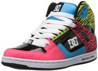 DC Shoes Rebound High SE 流行时尚板鞋女士专柜正品