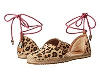 UGG 新款 女款 凉鞋 UGG Libbi Calf Hair Leopard