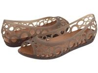 【美国代购预定不含国际运费】Crocs Adrina Flat女士鱼嘴凉鞋