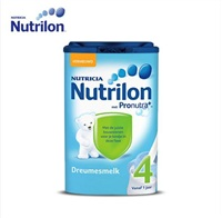 荷兰牛栏诺优能Nutrilon婴幼儿奶粉4段12-24个月800g