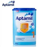 aptamil德国爱他美1段婴幼儿奶粉一段800g