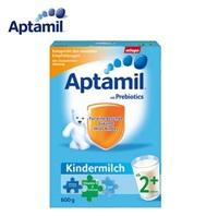 aptamil德国爱他美2+段婴幼儿奶粉600g