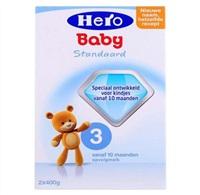 荷兰本土美素Hero baby3段婴儿配方奶粉