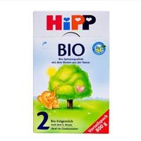 德国喜宝HiPP Bio有机奶粉2段6-10月800g