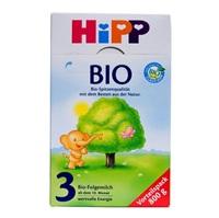 德国喜宝HiPP Bio有机奶粉3段10-12月800g