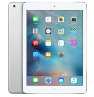 【圣誕免息】Apple iPad Air 9.7英寸平板電腦 銀色(32G WLAN版/A7芯片/Retina顯示屏 MD789CH/A)